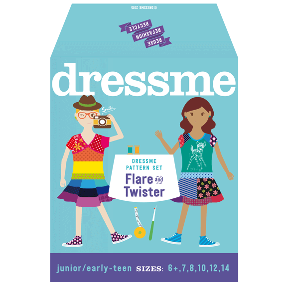 Dressme downloadable digital patterns