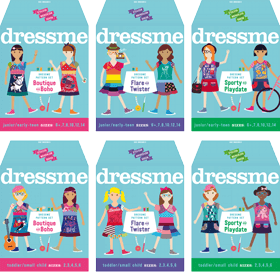 Dressme Unique patterns for download