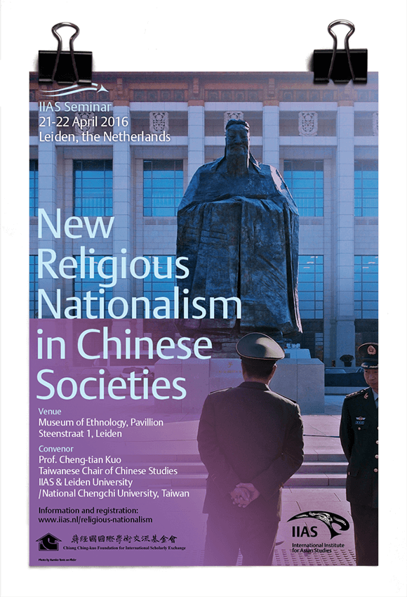New Religious Nationalism in Chinese Societies- IIAS