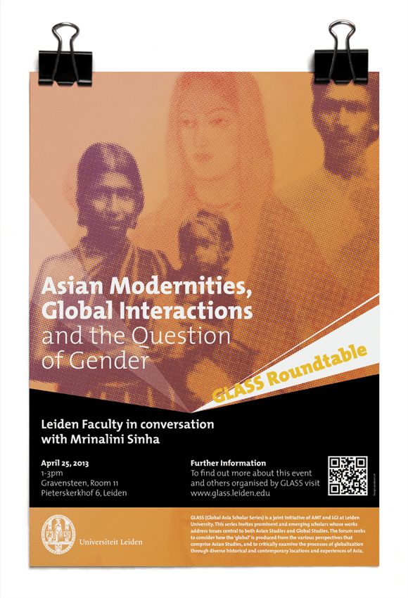 Mrinalina Sinha, University of Michigan - Asian modernities, global interactions, and the question of gender - Leiden University