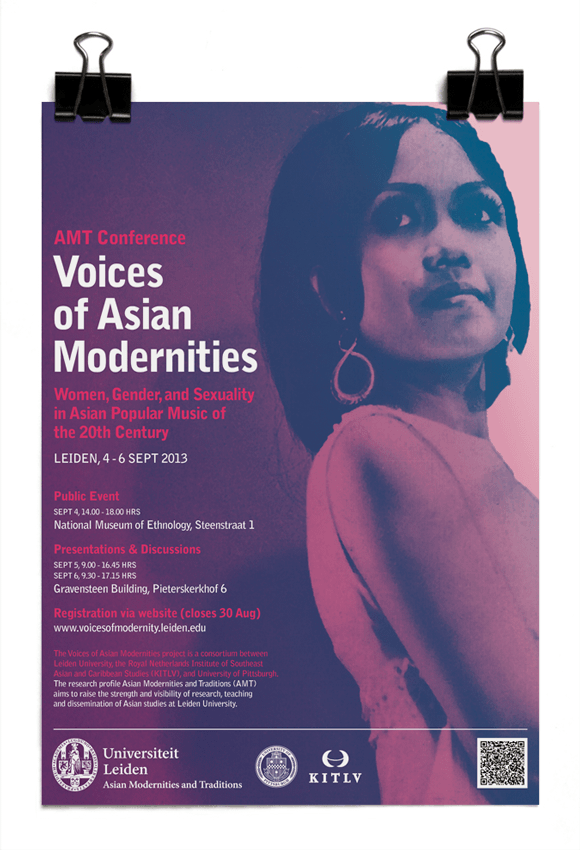 AMT Conference - Voices of Asian Modernities